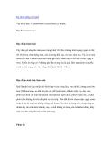 """Nghiên cứu khoa học """" Kỹ thuật trồng cây Quế Tên khoa học: Cinnamomum cassia Nees ex Blume Họ: Re (Lauraceae) """""""
