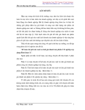 ĐỀ TÀI: 'KẾ TOÁN VỀ CHI PHÍ SẢN XUẤT VÀ TÍNH GIÁ THÀNH SẢN PHẨM Ở XÍ NGHIỆP XÂY DỰNG BINH ĐOÀN 11'.