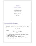 ET 2060 Biến đổi Laplace ( TS. Đặng Quang Hiếu )