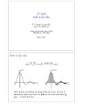 ET 2060 Định lý lấy mẫu ( TS. Đặng Quang Hiếu )