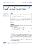 """Báo cáo hóa học: """"  Blow-up for an evolution p-laplace system with nonlocal sources and inner absorptions"""""""