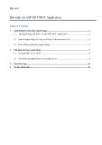 Quảng trị web: Bài số 6  Bảo mật với ASP.NET MVC Application