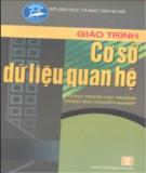 Giáo trình Cơ sở dữ liệu quan hệ - Phạm Đức Nhiệm