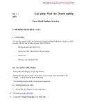 Bài 3: Giải pháp Mail cho doanh nghiệp nhỏ