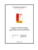 Đề tài: Wireless Local Area Network