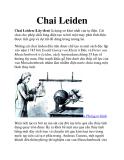 Chai Leiden