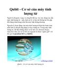 Qubit - Cơ sở của máy tính lượng tử