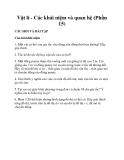 Vật lí - Các khái niệm và quan hệ (Phần 15)