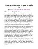 Vật lí - Các khái niệm và quan hệ (Phần 13)