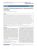 "Báo cáo hóa học: ""  A novel ULA-based geometry for improving AOA estimation"""
