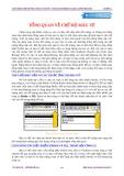 Giáo trình thiết kế web-Chương 4: Tổng quan về chế độ màu vẽ
