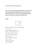 BÀI TẬP TOÁN NÂNG CAO LỚP 5 (P4)Bài 44 : Người ta ngăn thửa đất hình chữ