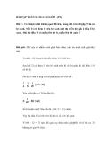 BÀI TẬP TOÁN NÂNG CAO LỚP 5 (P1) Bài 1 : Tí có một số bi không quá 80 viên, trong