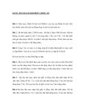 DẠNG TÌM HAI SỐ KHI BIẾT 2 HIỆU SỐ