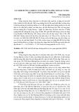 """Nghiên cứu khoa học """" XÁC ĐỊNH ĐƯỜNG CARBON CƠ SỞ CHO RỪNG PHỤC HỒI SAU NƯƠNG RẪY TẠI TƯƠNG DƯƠNG, NGHỆ AN  """""""
