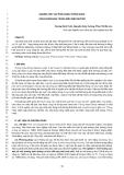 """Nghiên cứu khoa học """" NGHIÊN CỨU TẠO PHÔI SOMA THÔNG NHỰA (PINUS MERKUSII) TRONG ĐIỀU KIỆN INVITRO """""""