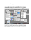 Hướng dẫn sử dụng Photoshop CS5 - Phần 2: Các Panel