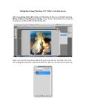 Hướng dẫn sử dụng Photoshop CS5 - Phần 3: Giới thiệu Layers