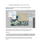 Hướng dẫn sử dụng Photoshop CS5 - Phần 4: Các menu cơ bản