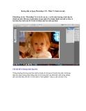 Hướng dẫn sử dụng Photoshop CS5 - Phần 5: Chỉnh sửa ảnh