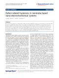 Tsetseris and Pantelides Nanoscale Research Letters 2011, 6:245