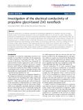 White et al. Nanoscale Research Letters 2011, 6:346