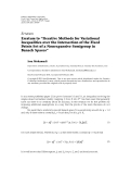 Hindawi Publishing Corporation Fixed Point Theory and Applications Volume 2011, Article ID 187439, 3