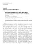 "Báo cáo hóa học: "" Editorial Advanced Video-Based Surveillance"""