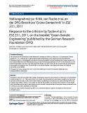 Broer et al. Environmental Sciences Europe 2011, 23:16 http://www.enveurope.com/content/23/1/16  CO