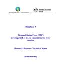 "Báo cáo khoa học nông nghiệp "" Classical Swine Fever (CSF): Development of a new classical swine fever vaccine - Milestone 7"""