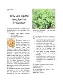 "Dự án nông nghiệp "" Why use legume inoculant on Groundnut! """