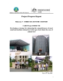 """Dự án nông nghiệp """" Developing a strategy for enhancing the competitiveness of rural small and medium enterprises in the agro-food chain: the case of animal feed (Milestone 7) """""""