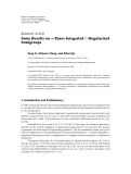 Hindawi Publishing Corporation Advances in Difference Equations Volume 2011, Article ID 394584, 9