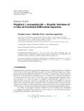 Hindawi Publishing Corporation Advances in Difference Equations Volume 2011, Article ID 584874, 13