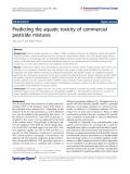 Coors and Frische Environmental Sciences Europe 2011, 23:22