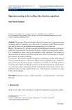 Journal of Mathematical Neuroscience (2011) 1:5 DOI 10.1186/2190-8567-1-5 RESEARCH Open