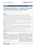 Damm et al. Health Economics Review 2011, 1:16