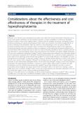 Plagemann et al. Health Economics Review 2011, 1:1