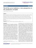 Schoder and Zweifel Health Economics Review 2011, 1:2