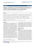 Prasad et al. Organic and Medicinal Chemistry Letters 2011, 1:4