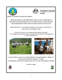 """THE DEVELOPMENT AND IMPLEMENTATION OF NEW APPROPRIATE TECHNOLOGIES FOR IMPROVING GOAT PRODUCTION AND INCREASING SMALLHOLDER INCOME IN THE CENTRAL REGION OF VIET NAM """""""