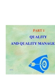 Quality and quality management