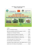 "Cooperation programs and agricultural rural development ""Sustainable Development in Dak lak ca infected trees"""