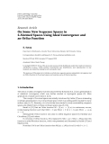 """Báo cáo hóa học: """"  Research Article On Some New Sequence Spaces in 2-Normed Spaces Using Ideal Convergence and an Orlicz Function"""""""