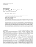 """Báo cáo hóa học: """"  Research Article An MCMC Algorithm for Target Estimation in Real-Time DNA Microarrays Haris Vikalo and Mahsuni Gokdemir"""""""