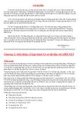 Lập trình cơ sở dữ liệu C Sharp-Phần 1