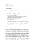"báo cáo hóa học:"" Research Article A Common End Point Theorem for Set-Valued Generalized ψ, ϕ -Weak Contraction"""