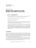 """báo cáo hóa học:""""  Research Article Multiple Positive Solutions for m-Point Boundary Value Problem on Time Scales"""""""