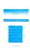 Bảo dưỡng phần điện máy công cụ part 1