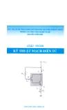 Giáo trình kỹ thuật mạch điện tử part 1
